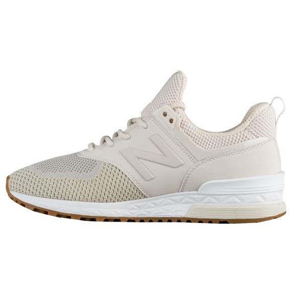 NIB New Balance 574 Sport Sneaker, Moonbeam NWT